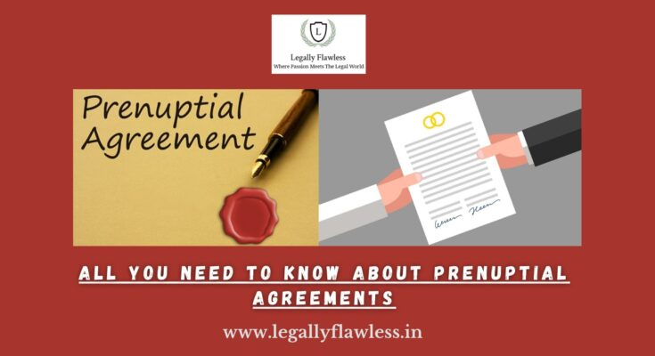 Prenuptial Agreement logo